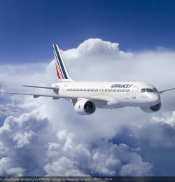 compagnie-airfrance-avion-vol