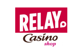 Commerce relay casino shop logo