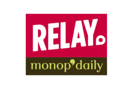 Commerce boutique relay monopdaily Logo
