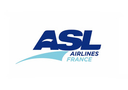 Logo ASL Airlines France