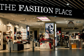 The Fashion Place Banner