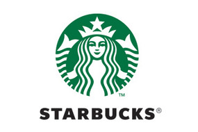 Restaurant Starbucks coffee logo