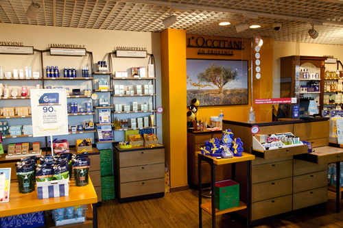 Commerce Relay L'occitane en provence Terminal 2 - 10