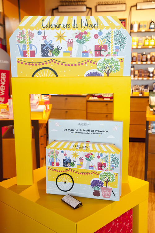 Commerce Relay L'occitane en provence Terminal 2 - 11