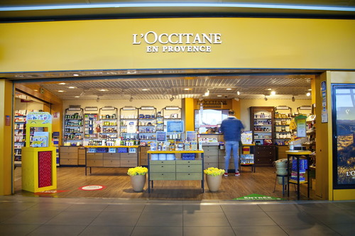 Commerce Relay L'occitane en provence Terminal 2 - 6