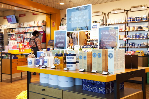 Commerce Relay L'occitane en provence Terminal 2 - 9