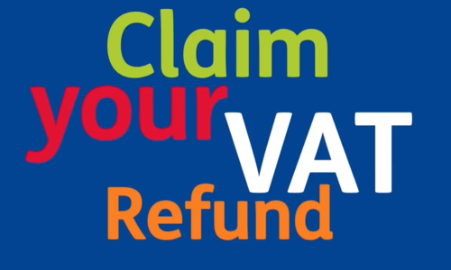 Claim your VAT refund Lyon aéroport