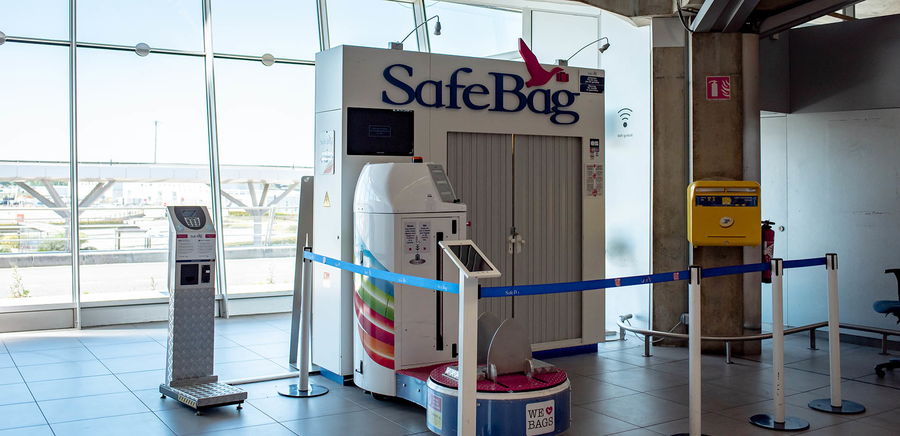 Service Safebag Lyon Aéroport