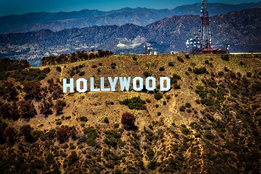 Hollywood à Los Angeles