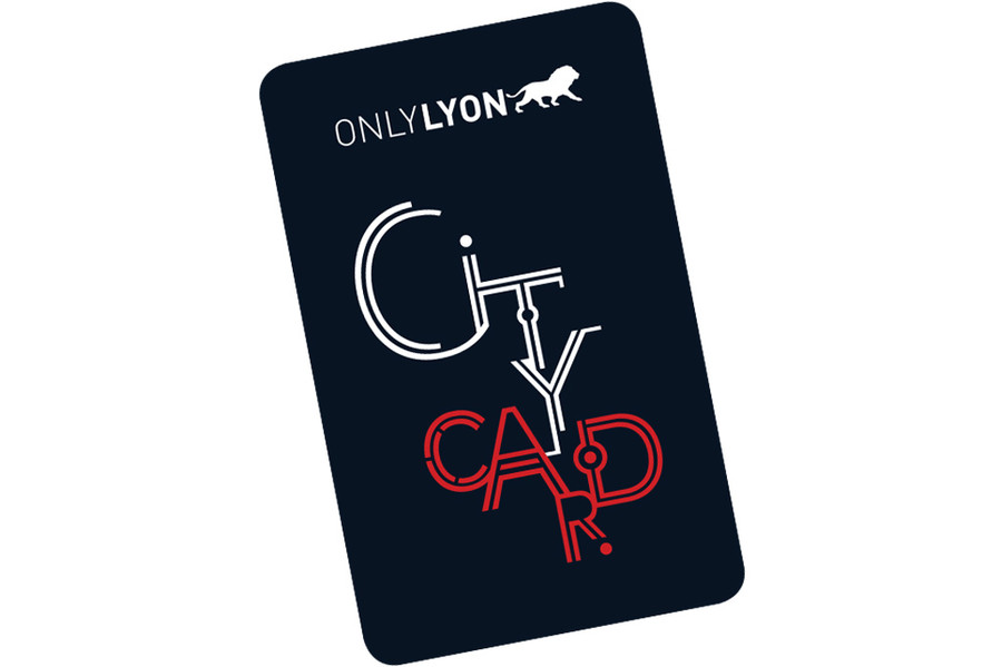 Lyon city card Lyon Aéroport