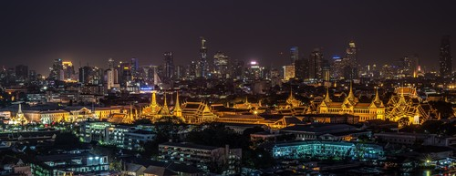 Destination Bangkok Thaïlande header