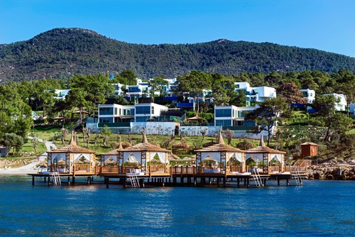 Destination Bodrum villas header