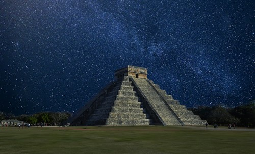 Mexique Chichen Itza