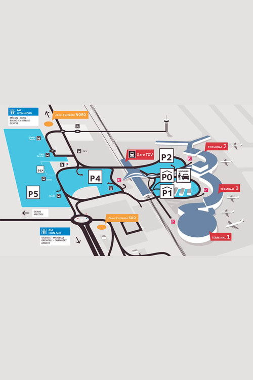 service plan parking visualisation